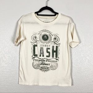 America eagle outfitters Johnny Cash Tee small